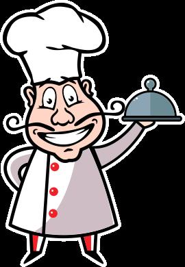 New Home Page Senor Chef